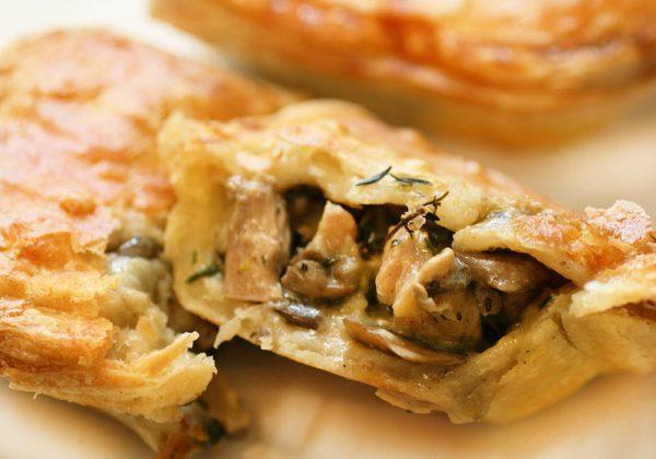 Photo of Panbury's Chicken & Mushroom Pie