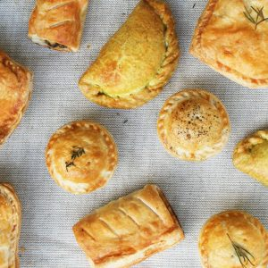Photo of Panbury's assorted pies & pastries