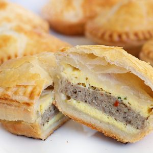 Panbury's Southern Breakfast Pies
