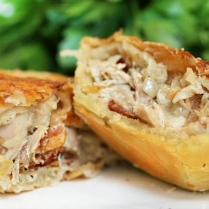 Photo of Panbury's Chicken and Bacon Pie