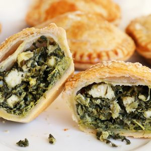 Photo of Panbury's Spinach & Feta Pie