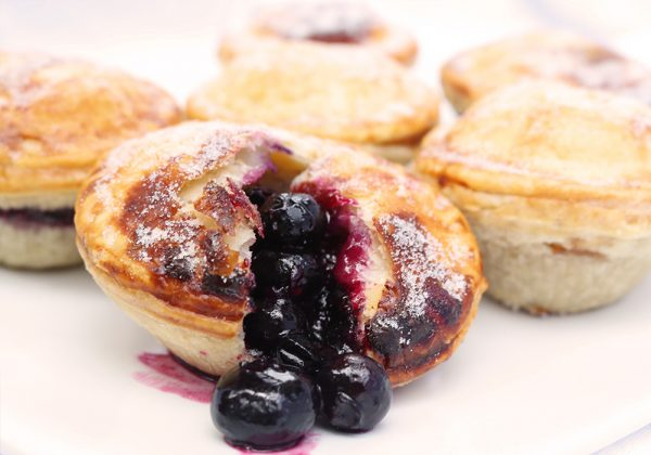 Photo of Panbury's Tarty Blueberry Pies